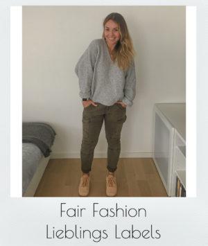 Meine Lieblings Fair Fashion Labels & Shops
