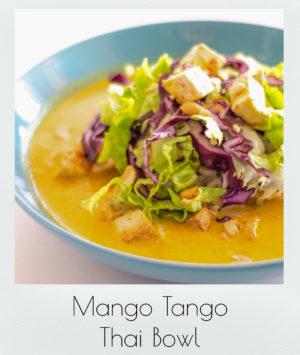 Mango Tango Thai Bowl